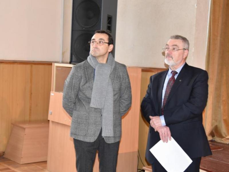Учасники семінару отримали сертифікати про підвищення кваліфікації…