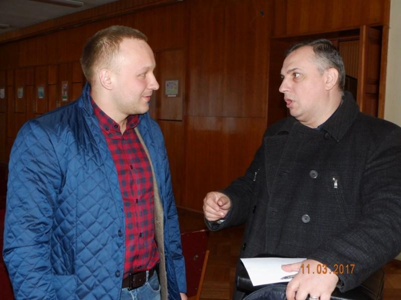 Відбувся семінар з підвищення кваліфікації адвокатів та стажистів адвокатів Полтавської області