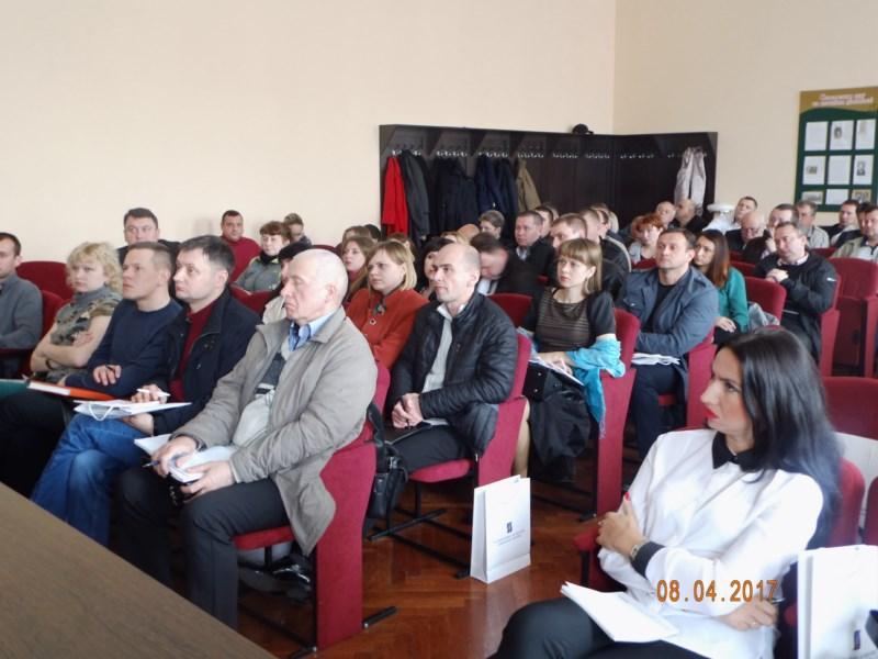 Відбувся семінар з підвищення кваліфікації адвокатів