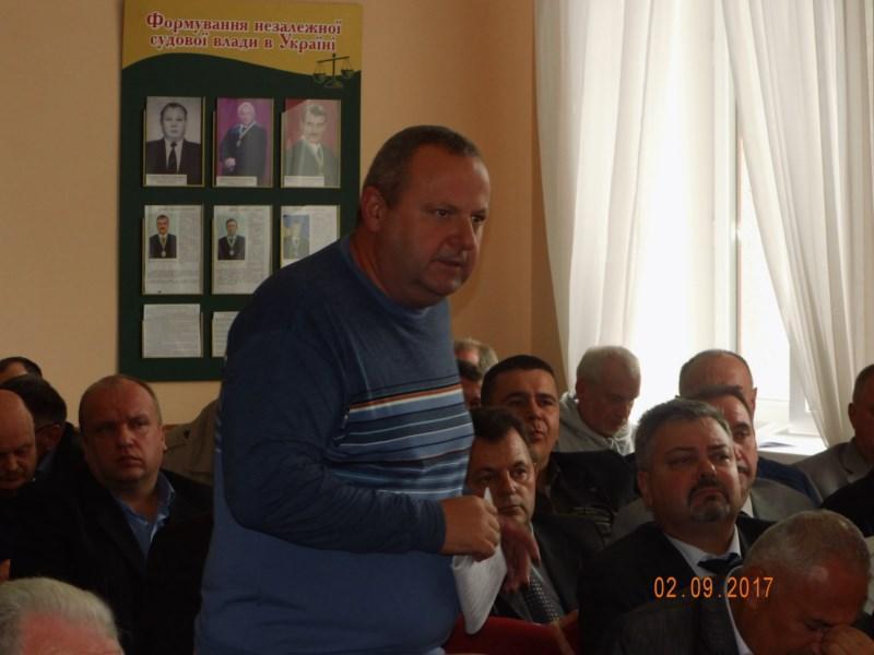 Результати роботи звітно-виборної конференції адвокатів Полтавської області